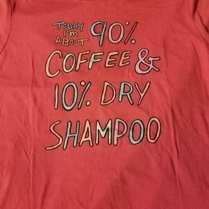 Aeropostale Pink Short Sleeve Shirt